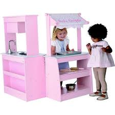 FAO pink play kitchen and bake shoppe