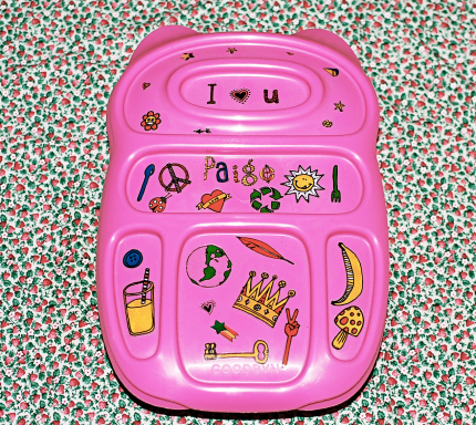 Pink Goodbyn Lunchbox