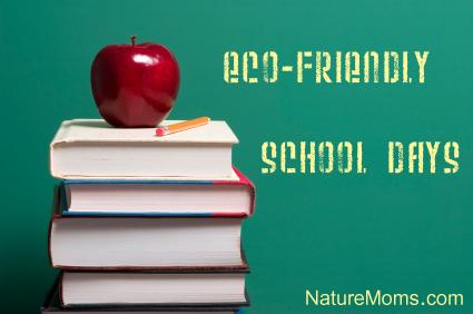 eco friendly school days