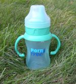 Born Free BPA free sippy cup