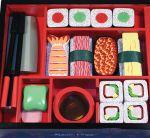Wooden Sushi Bento Toy