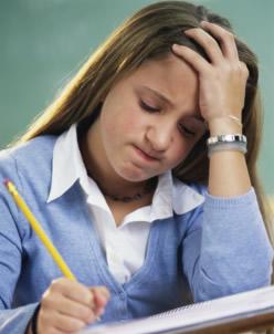 student struggle
