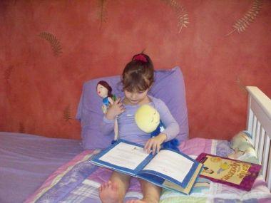 Reading Nana Star