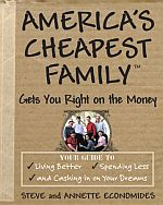 America's Cheapest Family Book