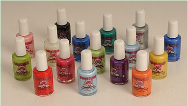 Nail Polish for Little Girls