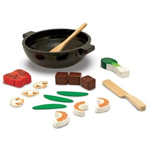 Stir Fry Set From Melissa And Doug Nature Moms