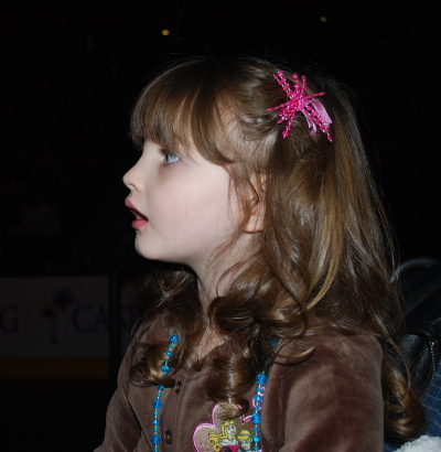 Paige at Disney On Ice