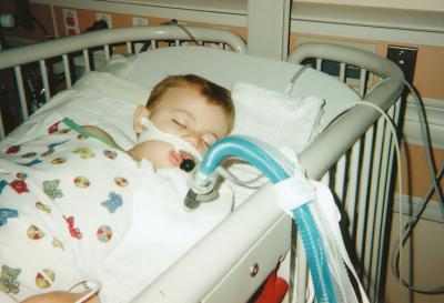 payton in hospital
