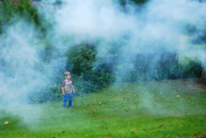 Child Lost in the Fog