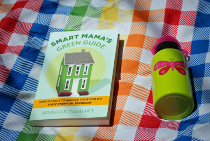 Smart Mama's Green Guide Book