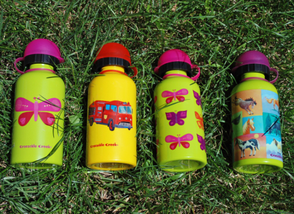Stainless Steel Water Bottles for Children