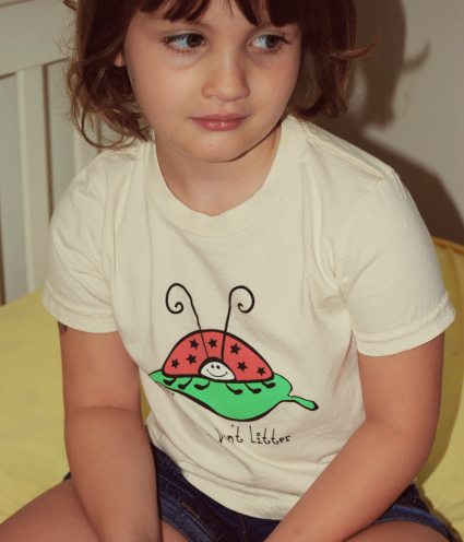 Little Green Star Organic Shirt