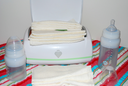 Wipes Warmer and Silicone Bottles
