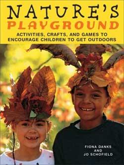 natures playground book