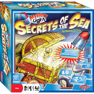 secrets of the sea game