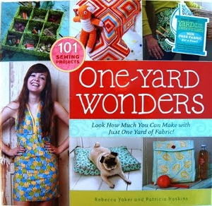 One Yard Wonders Sewing Book
