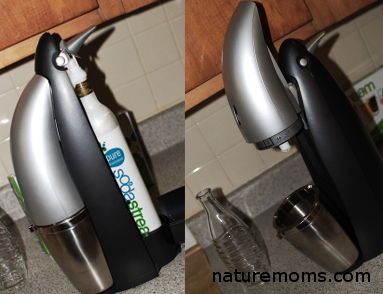 Soda Stream Penguin