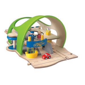 City Station from Plan Toys