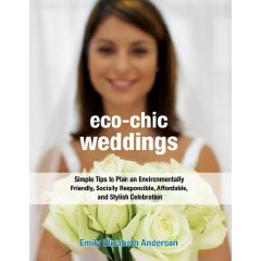 Eco Chick Weddings Book