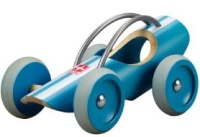 E-Racer Wooden Car