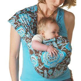 Hotslings Baby Carrier