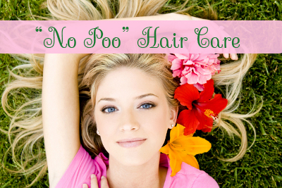 No Shampoo Hair Care Routine