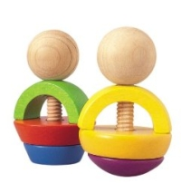 Plan Toys Nuts and Bolts Toddler Toy