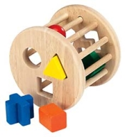 Rolling Sorter Toy